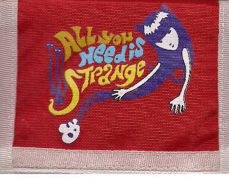 CARTERA EMILY THE STRANGE ALL YOU NEEDIS STRANGE