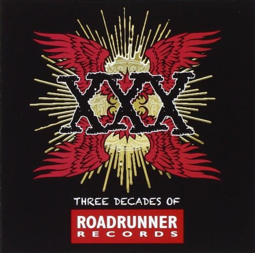 THREE DECADES OF ROADRUNNER RECORDS
