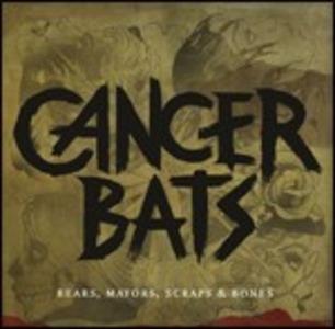 BEARS, MAYORS, SCRAPS & BONES - 2CD
