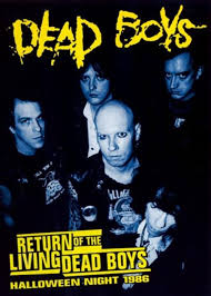 RETURN OF THE LIVING DEAD BOYS: HALLOWEEN NIGHT 1986