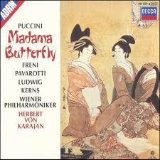 PUCCINI-MADAMA BUTTERFLY