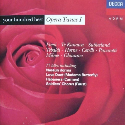 YOUR HUNDRED BEST OPERA TUNES I