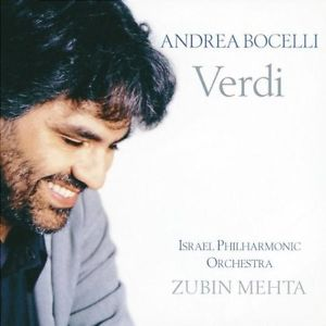 VERDI ANDREA BOCELLI