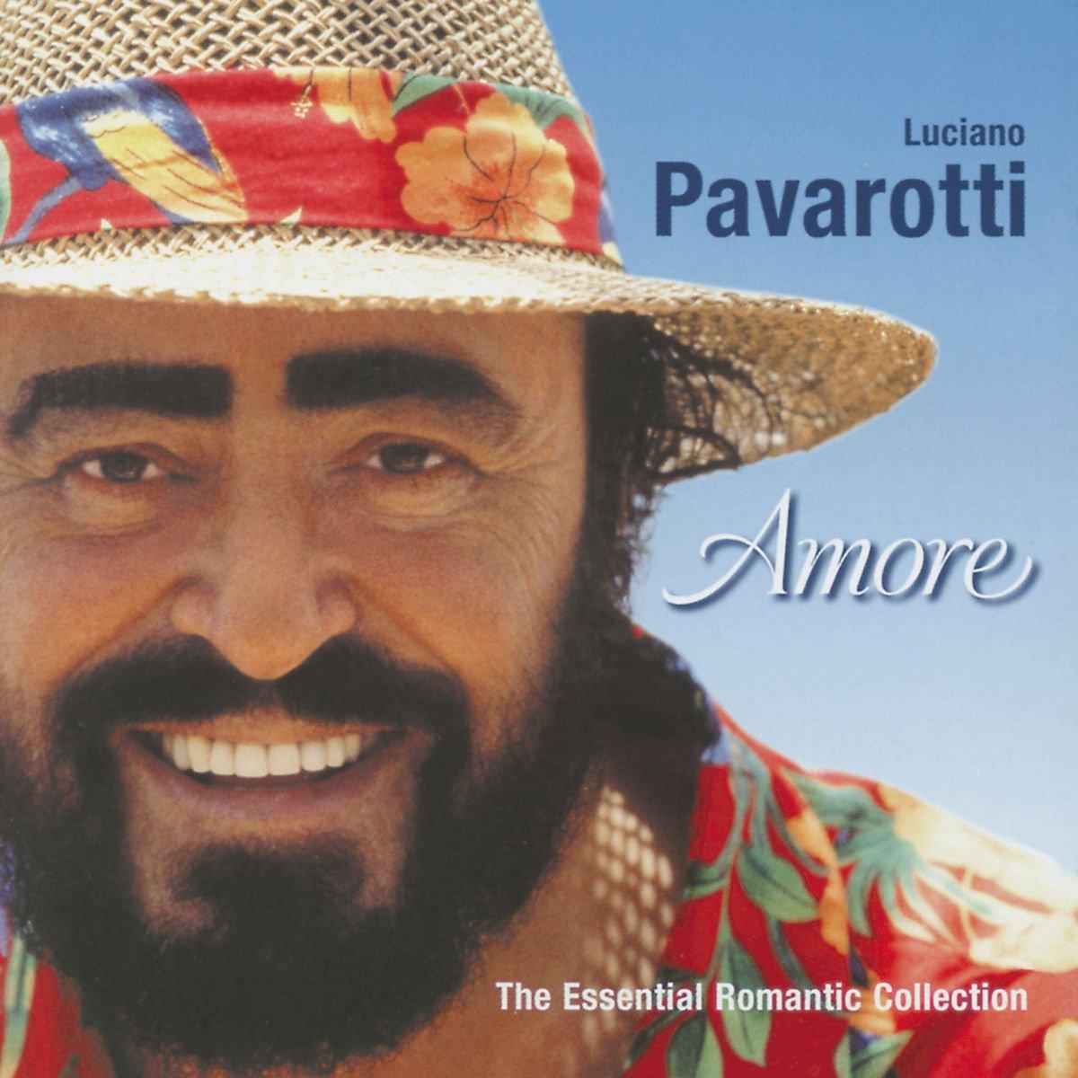 PAVAROTTI-AMORE-ULTIM. SONG COL.