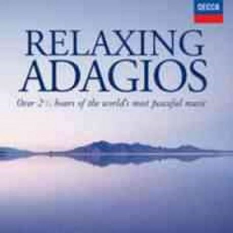 ADAGIOS RELAJANTES/ASHKENAZY/BON