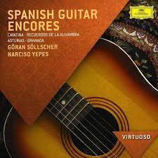 ENCORES SPANISH GUITAR
