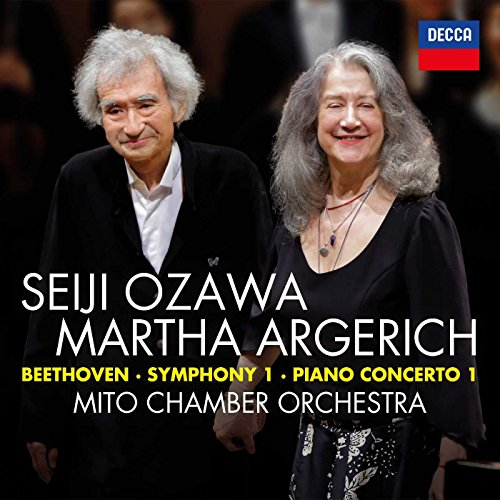 BEETHOVEN SYMPHONY 1 PIANO CONCERTO 1