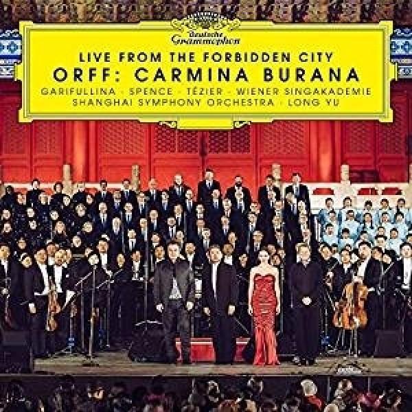 LIVE FROM THE FORBIDEN CITY ORF CARMINA BURANA
