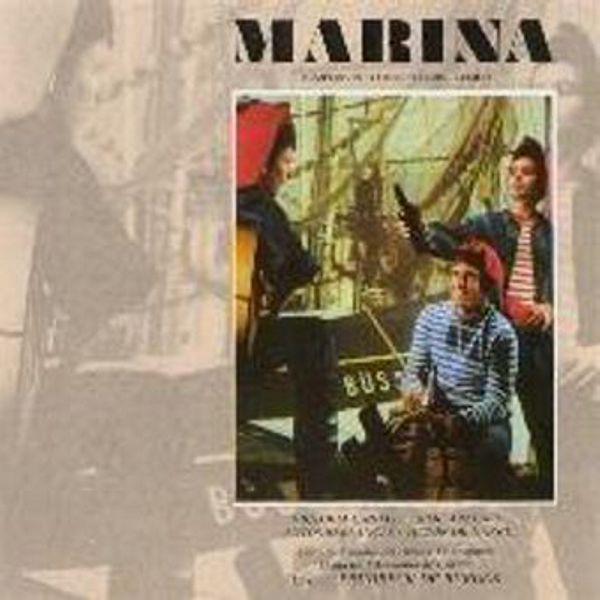 MARINA-BURGOS/CANALE,ARAGALL,BLANCAS