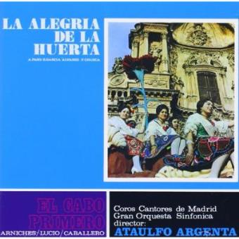 ALEGRIA HUERTA,CABO PRIMERO-ARGENTA/BERG