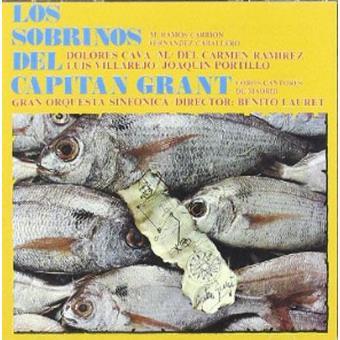 SOBRINOS CAPITAN GRANT-LAURET/RAMIREZ