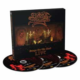 SONG FOR THE DEAD LIVE -2CD + DVD-