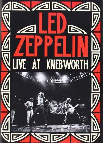 LIVE AT KNEBWORTH  DVD