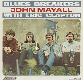 J.MAYALL & THEBLUESBREAKERS WITH CLAPTON