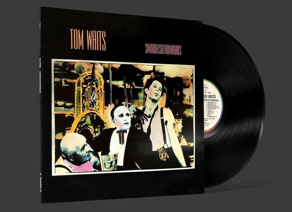 SWORDFISHTROMBONES (LP)
