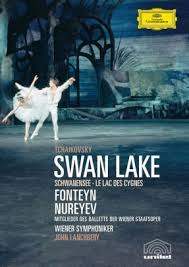 LAGO CISNES-NUREYEV-FONTEYN