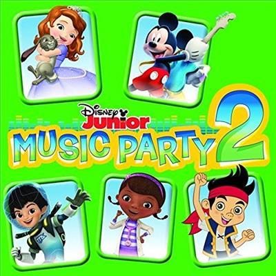 DISNEY JUNIOR MUSIC PARTY 2