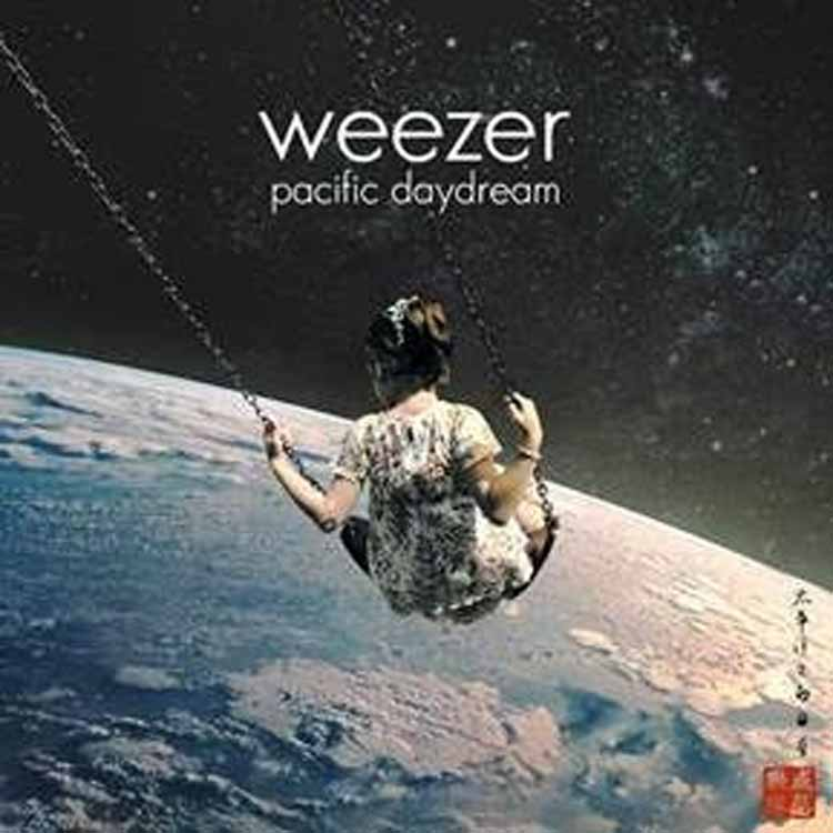 PACIFIC DAYDREAM - CD