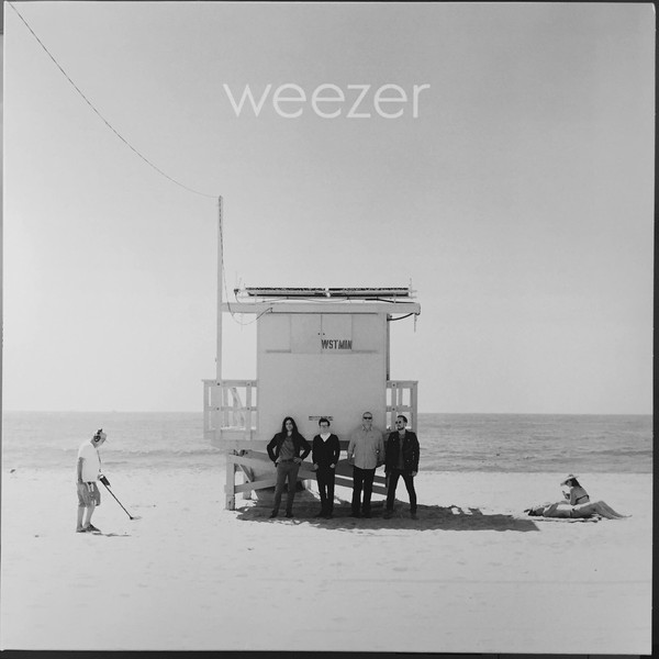 WEEZER- THE WHITE ALBUM -CD