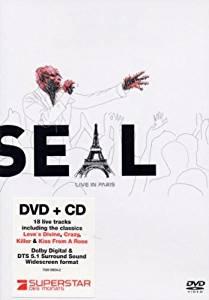 LIVE IN PARIS -CD + DVD-