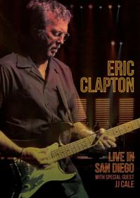 LIVE IN SAN DIEGO WITH SPECIAL GUEST JJ CALE - BLURAY