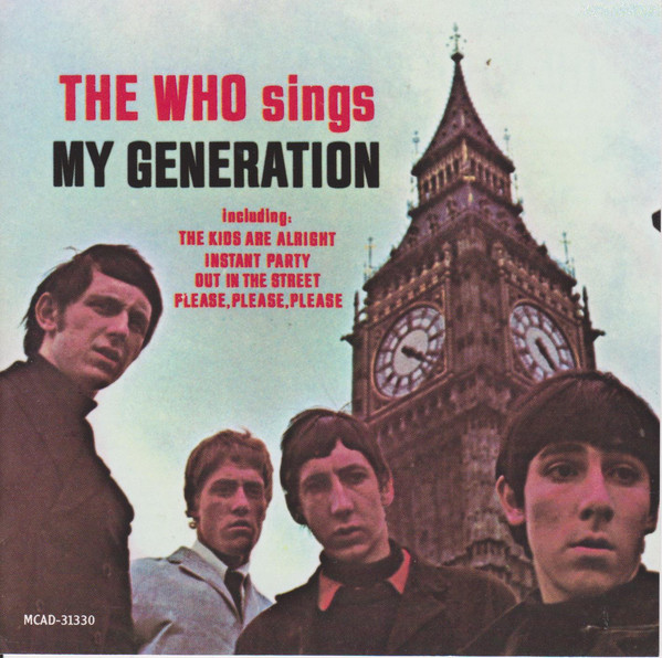 THE SINGS MY GENERATION