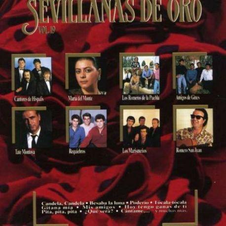 SEVILLANAS DE ORO VOL.19