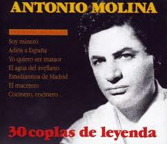 30 COPLAS DE LEYENDA ANTONIO MOLINA