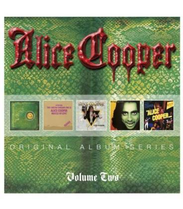 ORIGINAL ALBUM SERIES - 5CDS