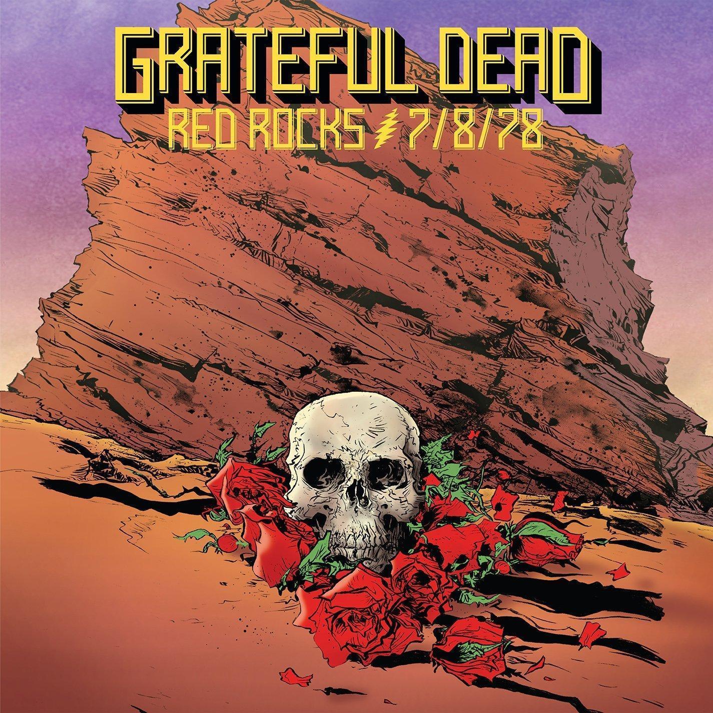 LIVE RED ROCKS AMPHITHEATRE, MORRISON CO - 3CD