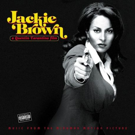 JACKIE BROWN BSO - VINILO