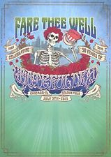FARE THEE WELL  - 3CD + 2DVD