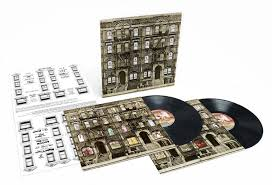 PHYSICAL GRAFFITI -40TH ANNIVERSARY 2 VINYL-