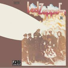 LED ZEPPELIN II (VINILO ORIGINAL REMASTERIZADO )