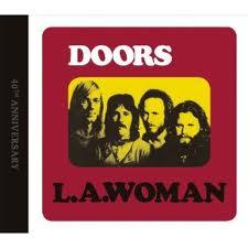 L A WOMAN -40TH ANNIVERSARY 2CD-