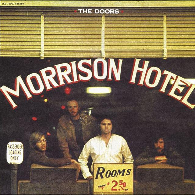 MORRISON HOTEL - VINILO
