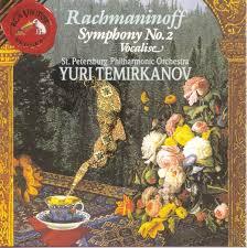 SYMPHONY NO 2 VOCALISE