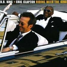 RIDING WITH THE KING - VINILO