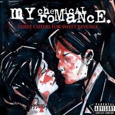 THREE CHEERS FOR SWEET REVENGE - VINILO