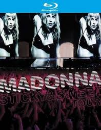 STICKY & SWEET TOUR -CD + BR-