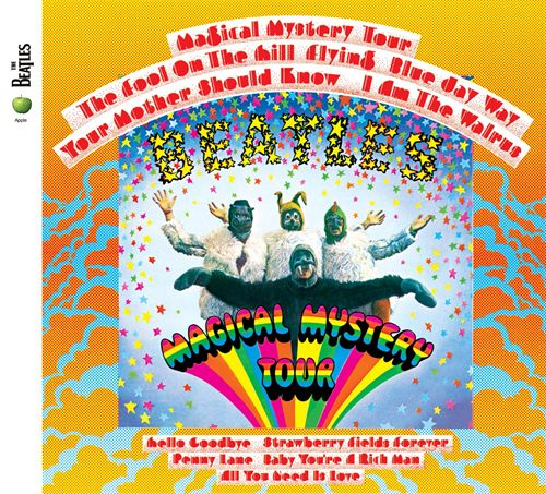 MAGICAL MYSTERY TOUR -REMASTER-