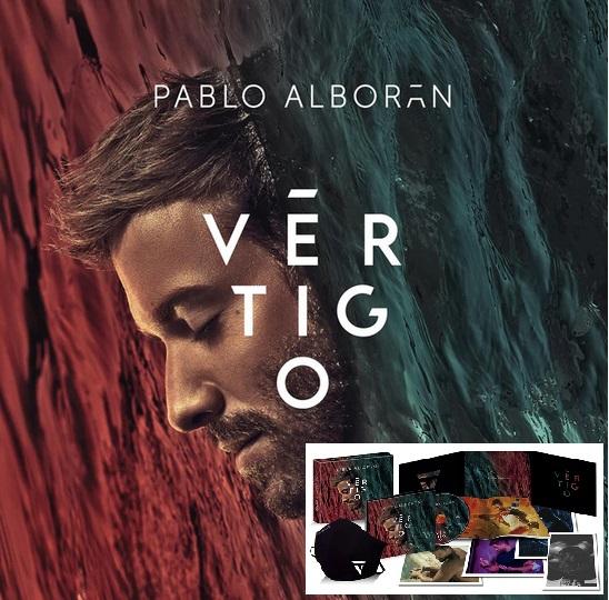 VERTIGO -LTD BOX CD +MASCARILLA +POSTALES-