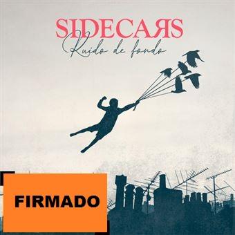 RUIDO DE FONDO -FIRMADO +DVD-