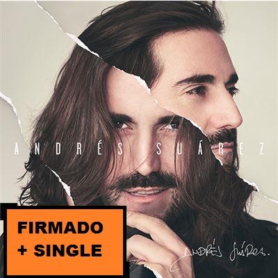 ANDRES SUAREZ 2020 -FIRMADO + SINGLE EXCLUSIVO-