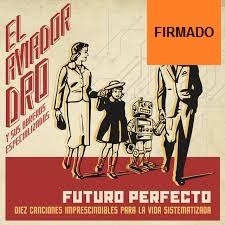 FUTURO PERFECTO -VINILO +CD FIRMADO-