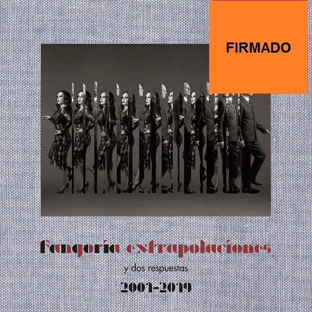 EXTRAPOLACIONES Y DOS RESPUESTAS 2001 2019 -LTD FIRMADO LIBRO + DVD-