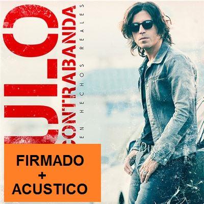 BASADO EN HECHOS REALES -LTD VINILO FIRMADO +CD +ACUSTICO-