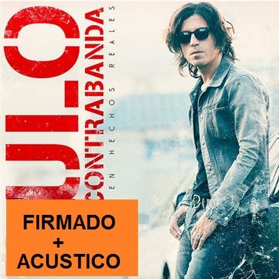 BASADO EN HECHOS REALES -LTD FIRMADO + ACUSTICO-