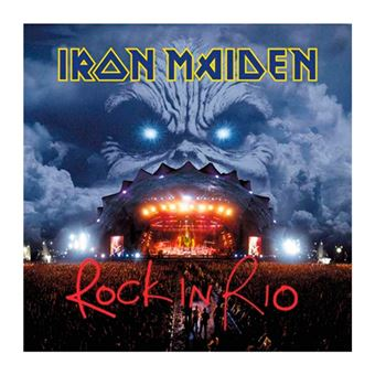 ROCK IN RIO -DIGIPACK REMASTERED 2002-