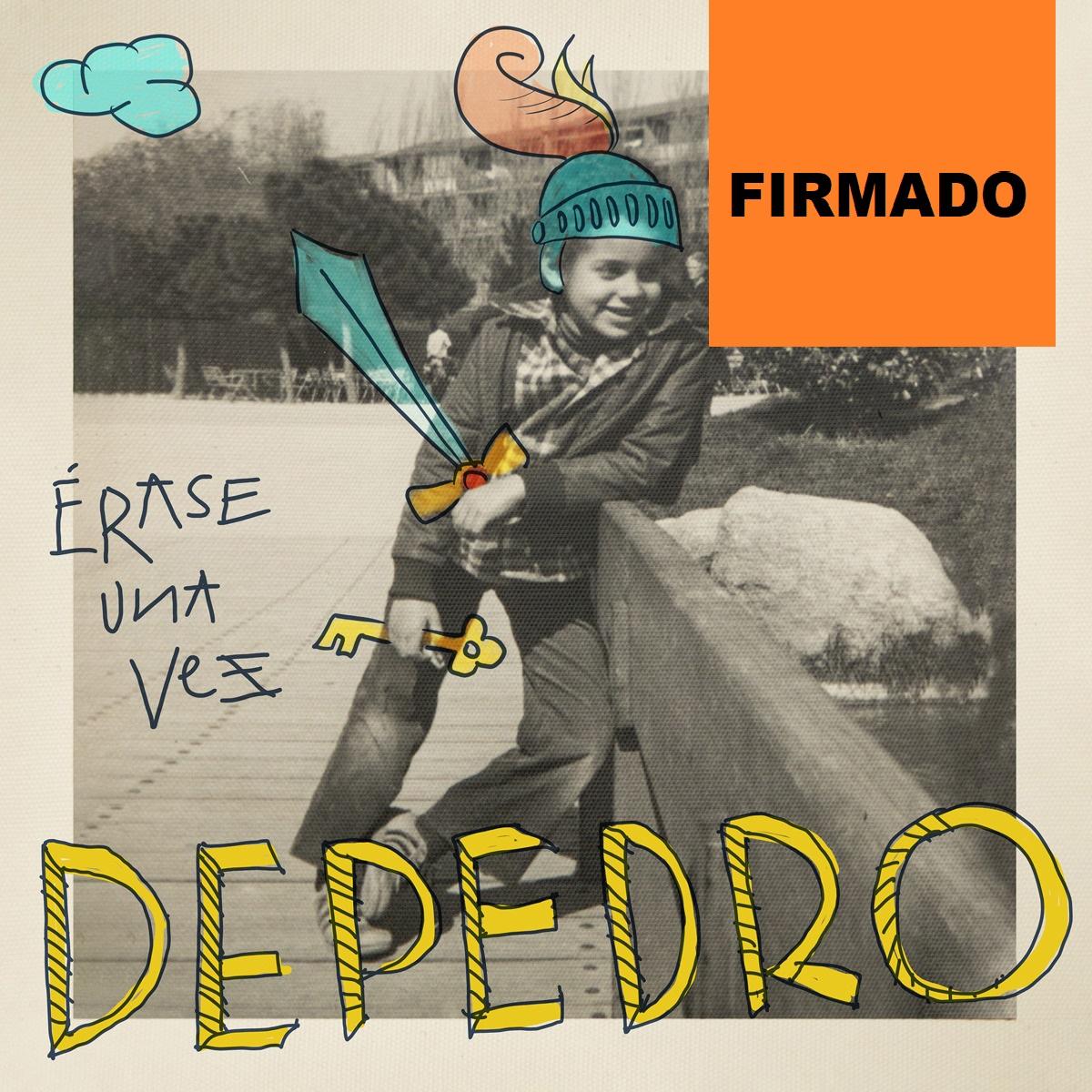 ERASE UNA VEZ -VINILO + CD FIRMADO -PREVENTA 18/11-
